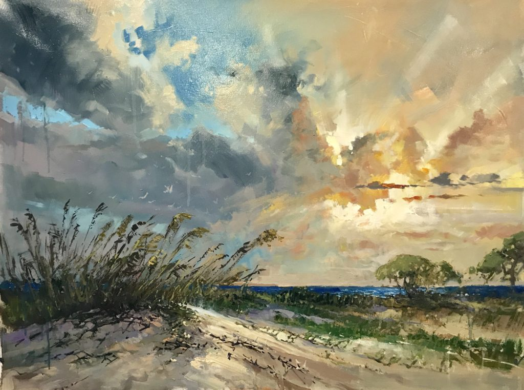 laguna plein air artist steven quartly