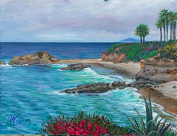 Laguna Plein Air Artist Will Thompson