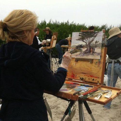 Plein Talk with Cindy Wilbur