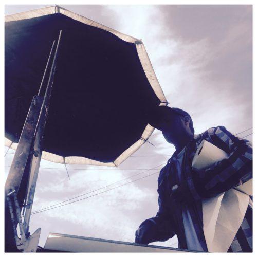 Laguna Plein Air Artist Tom Balderas