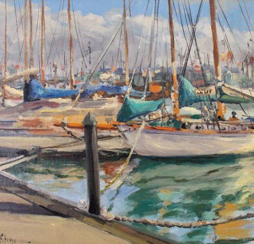 Kristen Olson Stone: Painting New Zealand