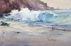 Laguna Plein Air Painter Shuang Li