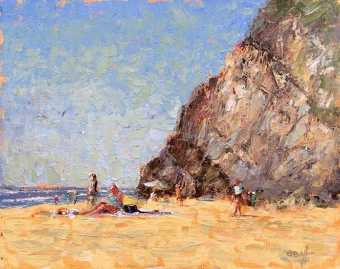 Plein Air Painting Tips from LPAPA Signature Artist Brenda Boylan
