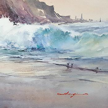LPAPA Signature Artist Shuang Li
