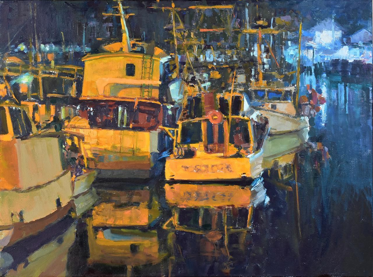 Laguna Plein Air Painter Stephen Van Handel