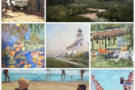 LPAPA Town and Country Art Show