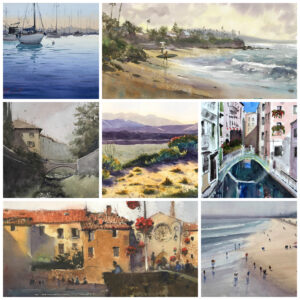LPAPA's Watercolor Art Show 2019