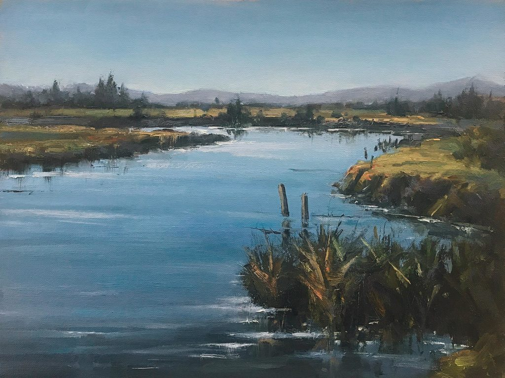 LPAPA Artist David Marty - Afternoon Calm