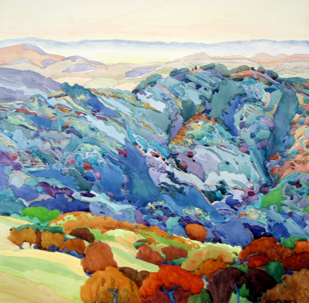 Robin Purcell_Blue Ridge