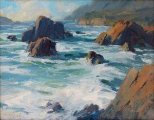 Laguna Plein Air Signature Artist Bill Cramer