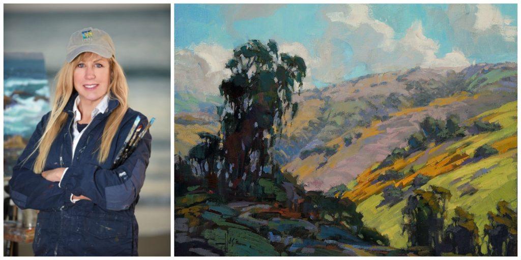LPAPA Signature Artist Debra Huse Painting Class