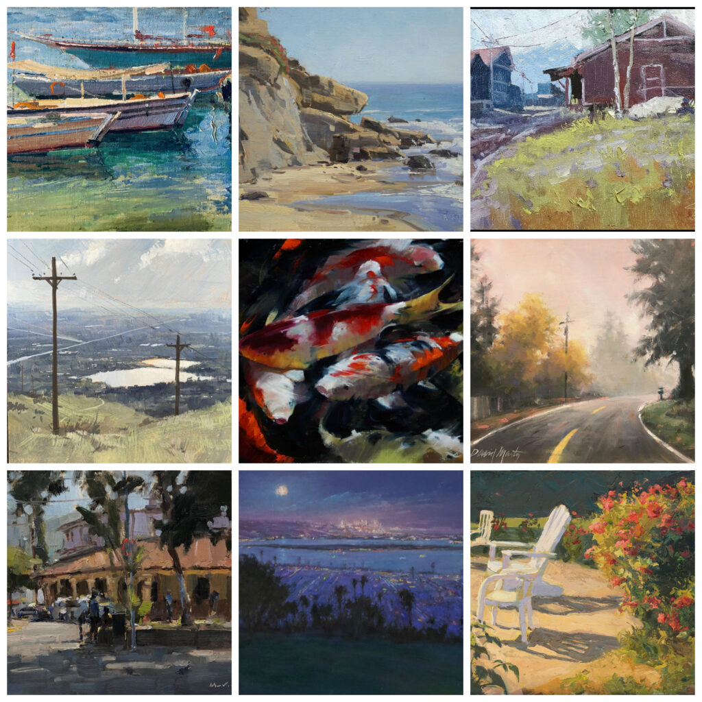 LPAPA's 2019 Less is More Juried Art Show