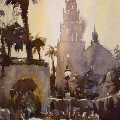 """Dan Mondloch for """"Balboa Sunset"""""""