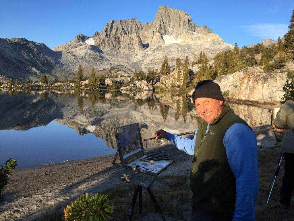 LPAPA Signature Artist Paul Kratter