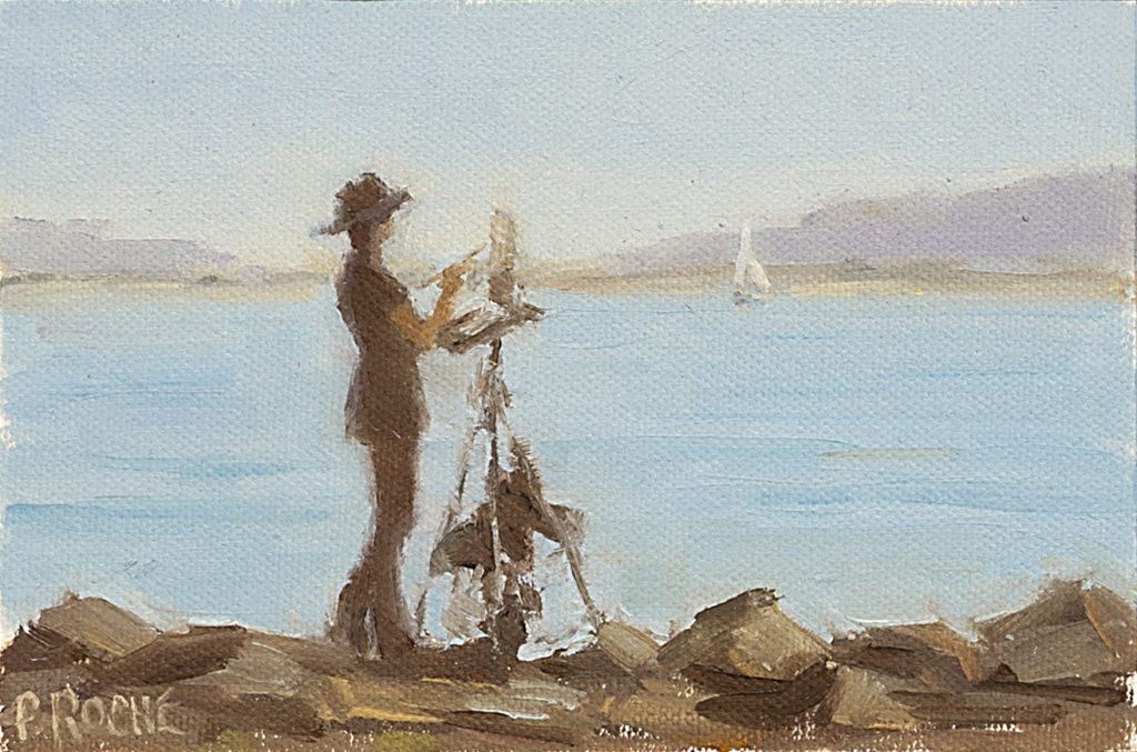 LPAPA Artist Pauline Roche