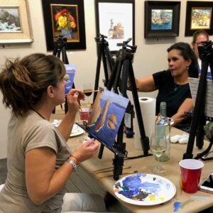 Tasteful Palette Painting Workshop: Dec 15th