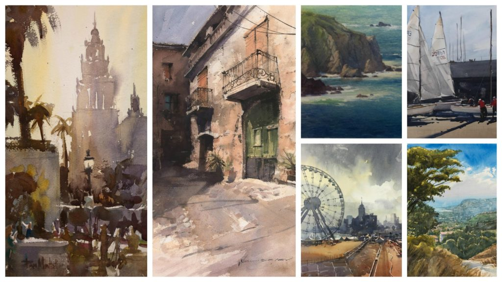 LPAPA Annual Watercolor Juried Art Show