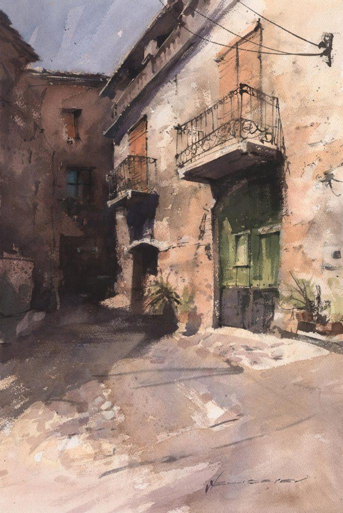 "Vladislav Yeliseyev's ""Green Door"""