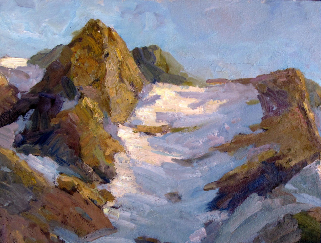 Laguna Plein Air Painter Jim Ellsberry