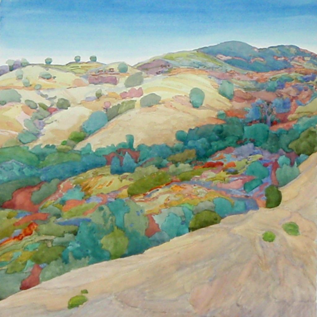 Just Below Fallbrook_Robin Purcell