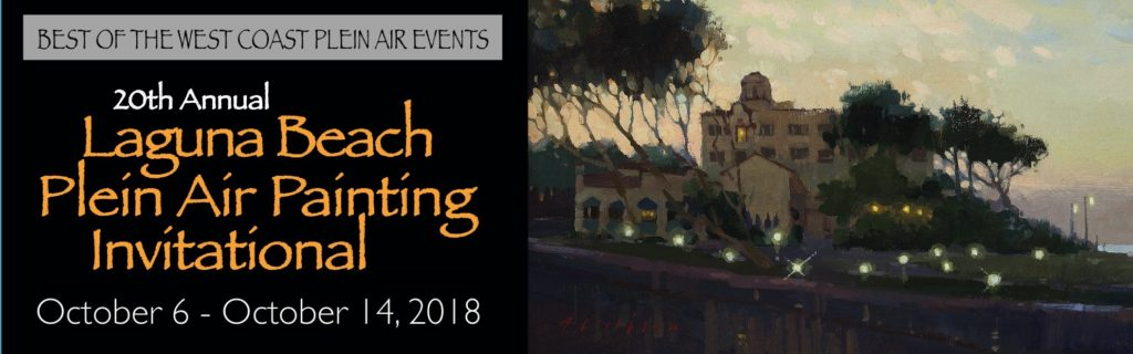 2018 Laguna Beach Plein Air Painting Invitational