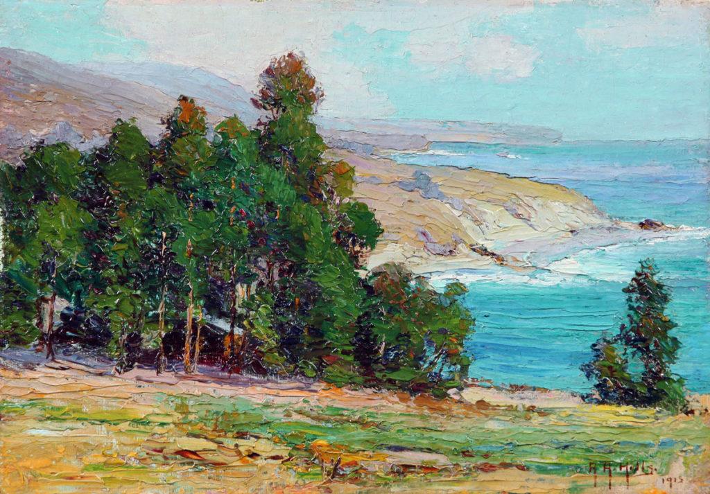 Anna Hills - Laguna Beach, c. 1915