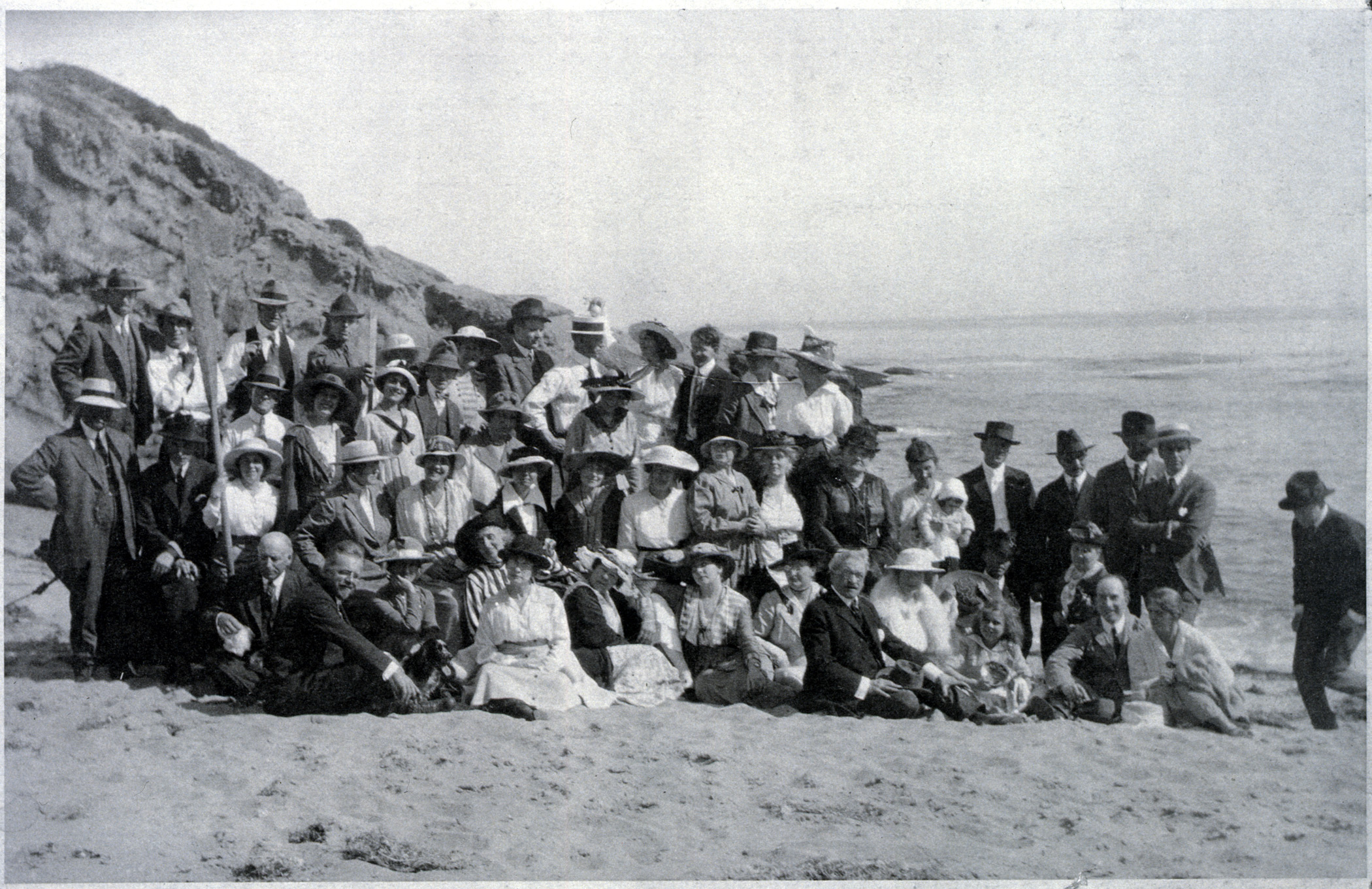 Early Laguna Plein Air Artists
