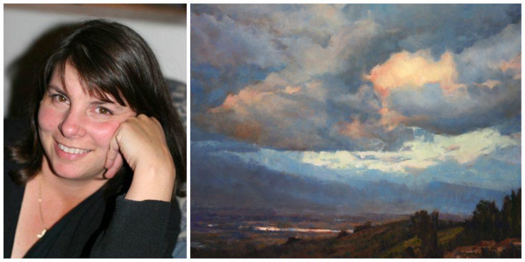 Laguna Plein Air Signature Artist Lisa Mozzini-McDill