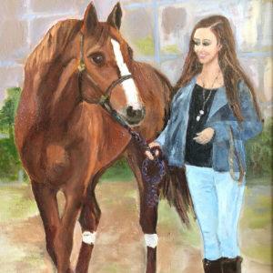 LPAPA Artist Member Julie Skordas