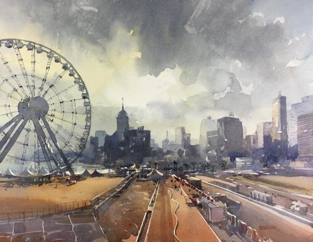 LPAPA Artist Stewart White