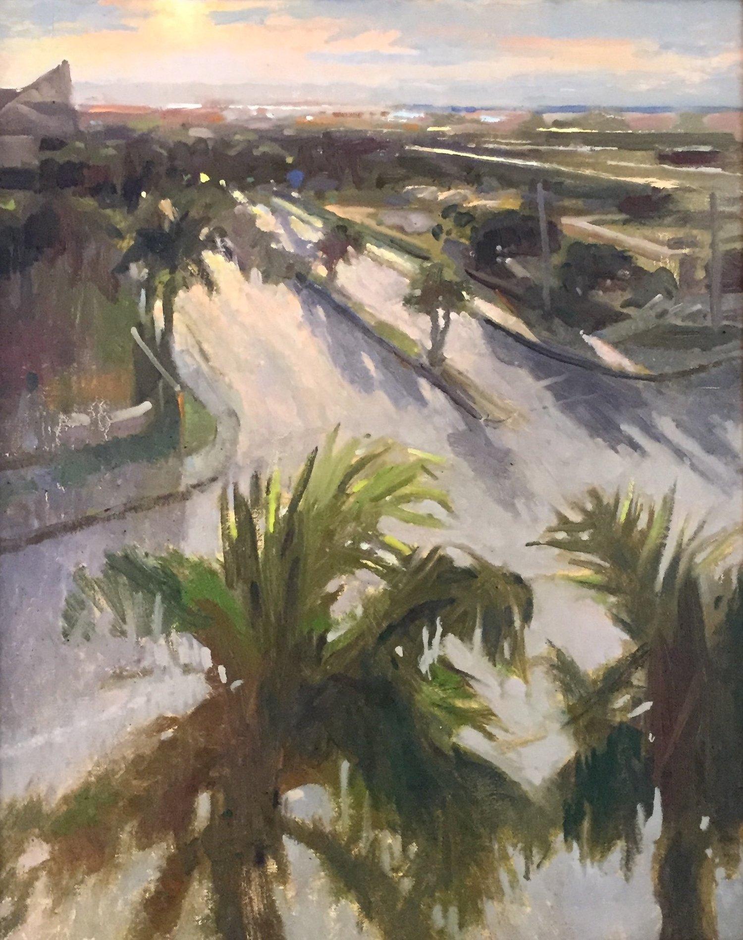 Laguna Plein Air Artist Jeff Markowsky
