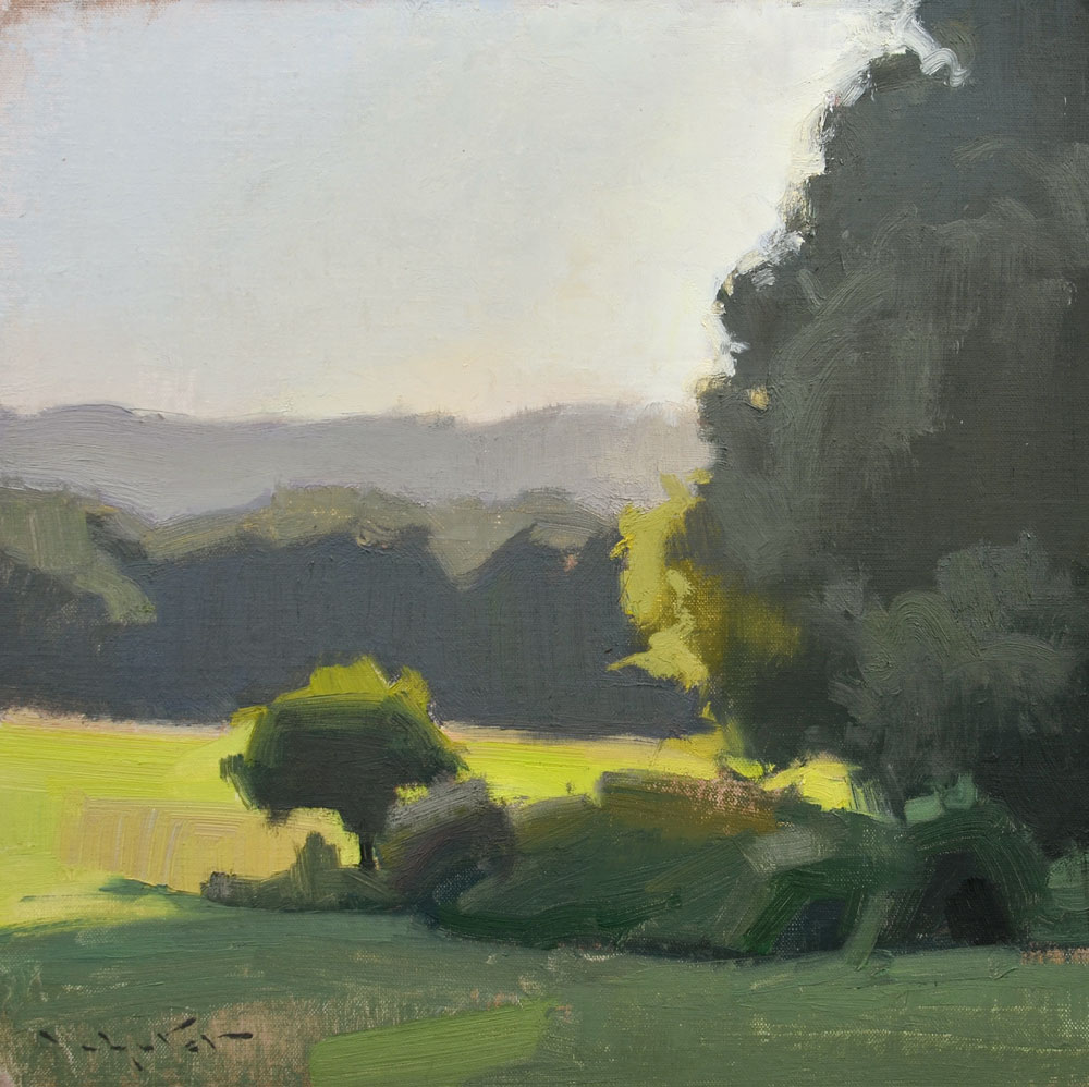 LPAPA Signature Artist John P. Lasater - Summer at Six