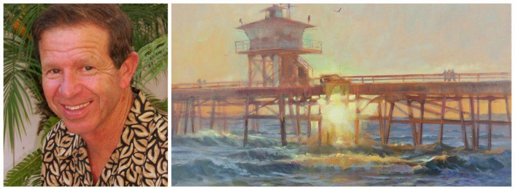 Laguna Plein Air Signature Artist Rick J. Delanty