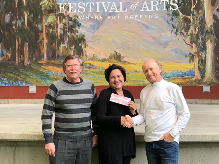 LPAPA Festival of Arts Foundation Grant