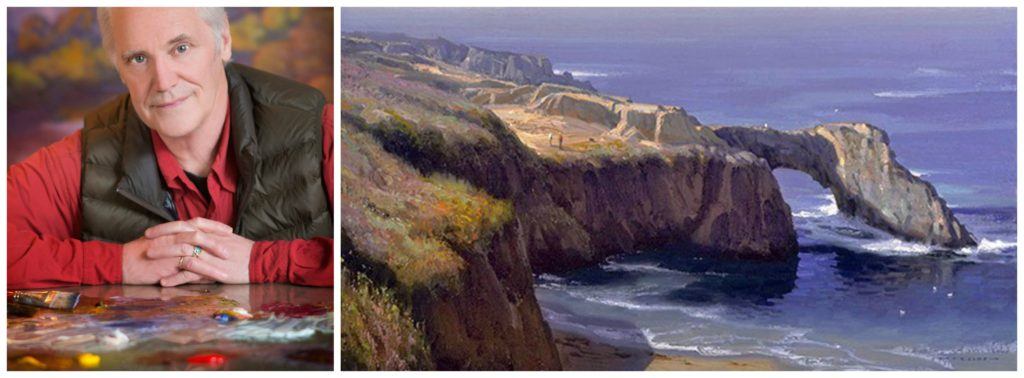Laguna Plein Air Artist Jim Lamb