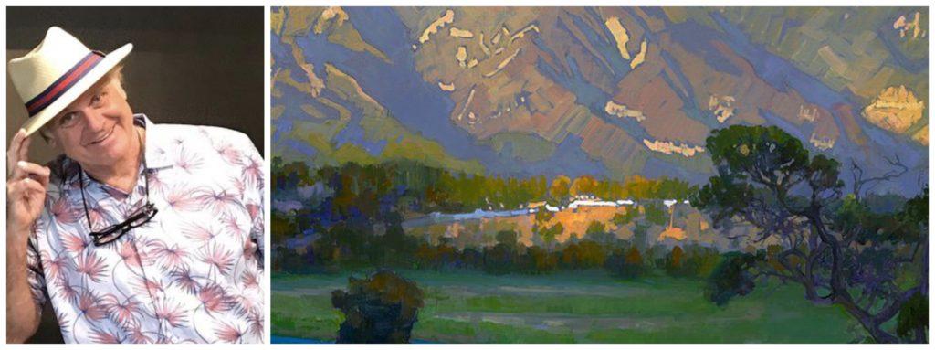 Laguna Plein Air Artist Peter Adams