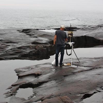Laguna Plein Air Signature Artist Carl Bretzke