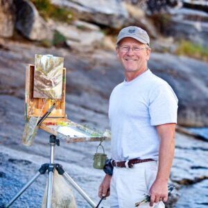Laguna Plein Air Artist Jeff Horn