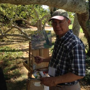 Laguna Plein Air Signature Artist W. Jason Situ