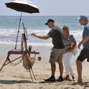 Laguna Plein Air Signature & Founding Artist John Cosby