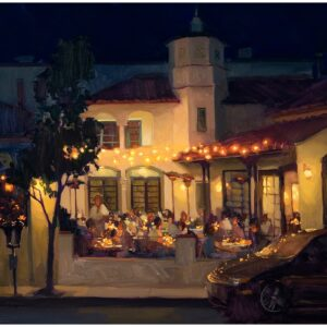 Nocturne Paint Out: Tuesday October 9th