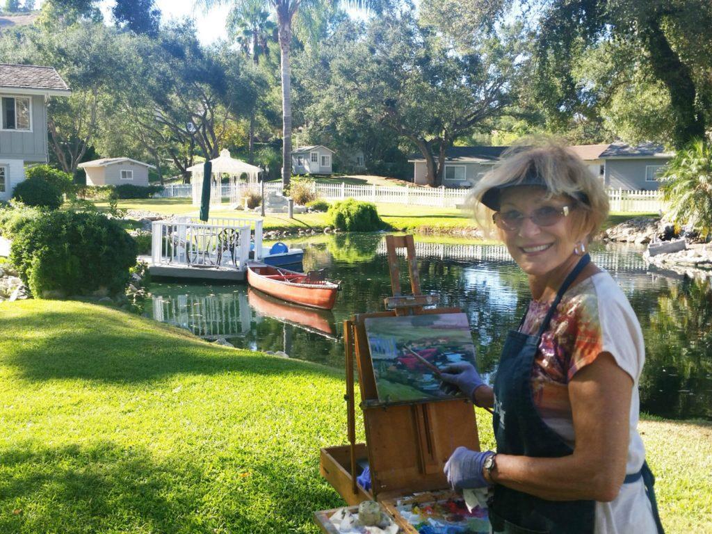 LPAPA Artist Member Lynn Gertenbach