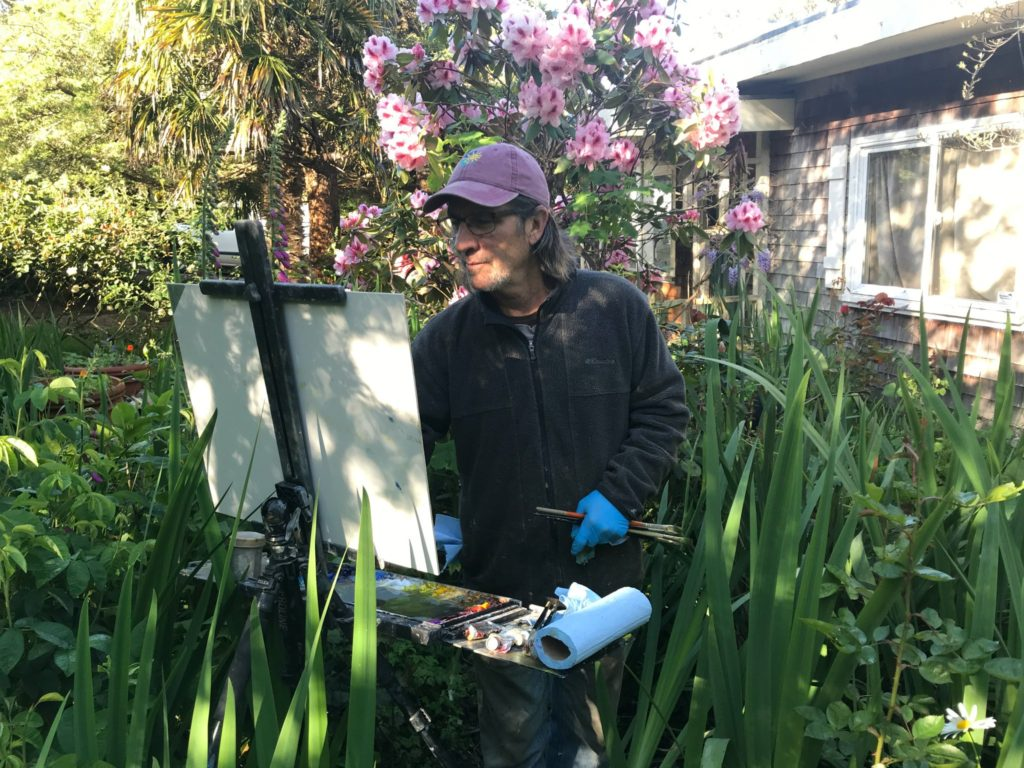 Laguna Plein Air Signature Artist Jim McVicker