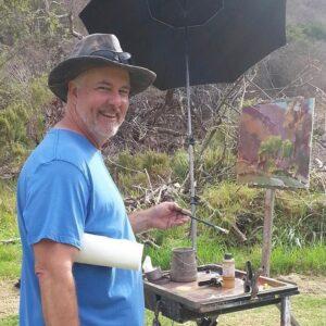 Laguna Plein Air Artist Randall Sexton