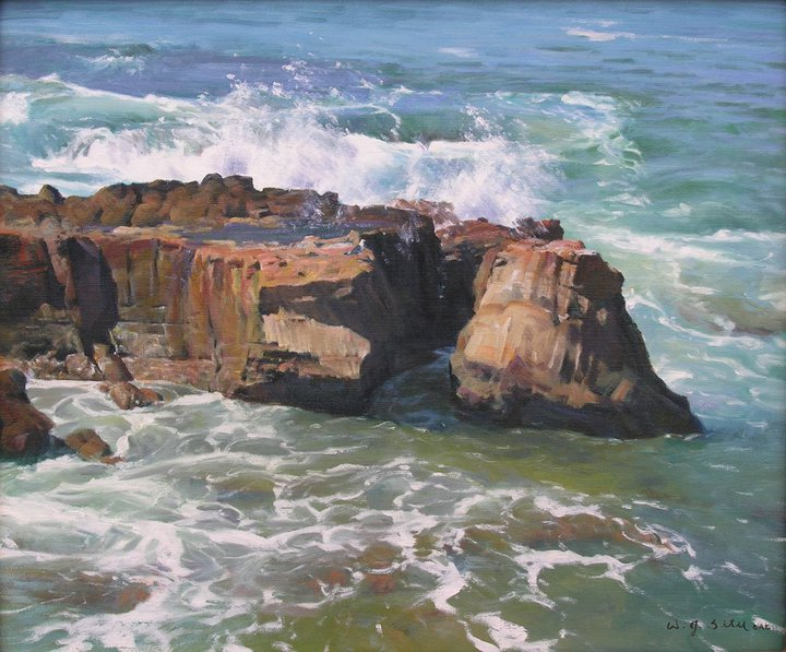 Laguna Plein Air Signature Artist W. Jason Situ