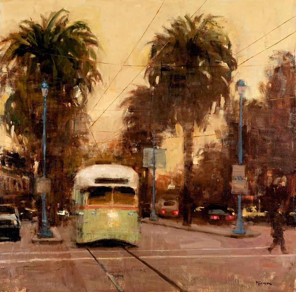 LPAPA Artist Terry Miura June Portland Painting Workshop
