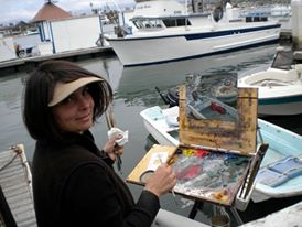 LPAPA Signature Artist Lisa Mozzini-McDill