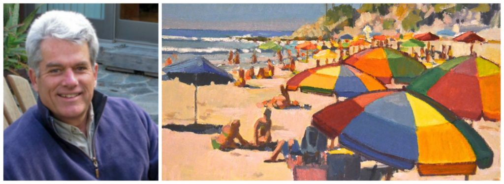 Laguna Plein Air Artist Mark Fehlman