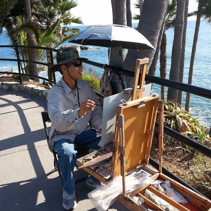 LPAPA Signature Artist Michael Situ