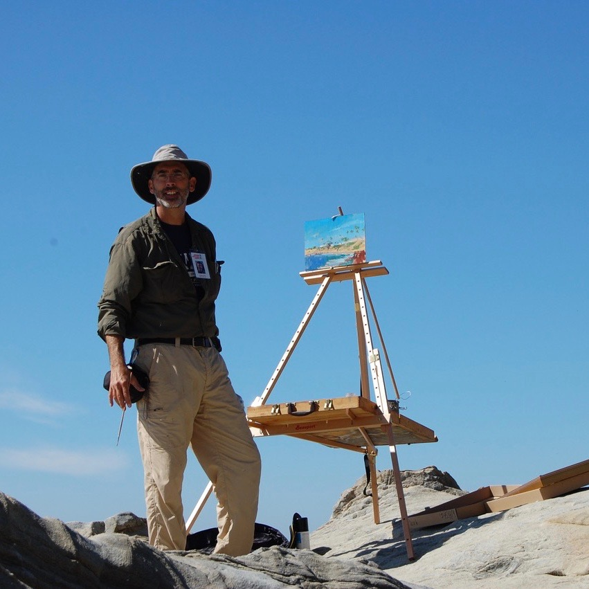LPAPA Signature Artist Thomas Jefferson Kitts